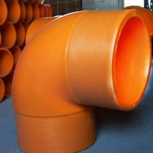 Large Size HDPE Fittings